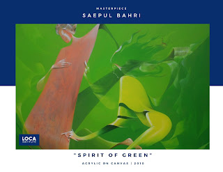 saepul bahri spirit of green