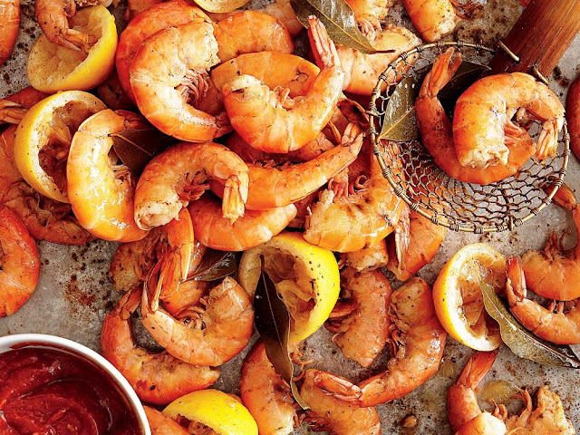 Boiled Shrimp - 3