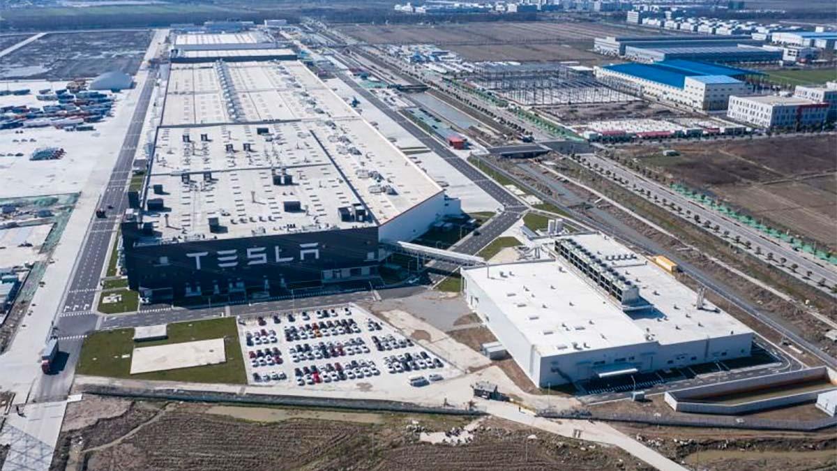 La Gygafactory de Shanghai es clave para Tesla