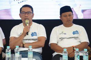 27 Walikota Dan Bupati Se Jawa Barat Kopdar Bersama Gubernur Jabar Membahas Tentang Penyelenggaraan Pemerintahan Dan Pembangunan