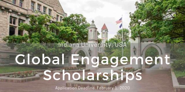 منح دراسية عالمية تقدمها جامعة إنديانا للطلاب الدوليين في الولايات المتحدة
