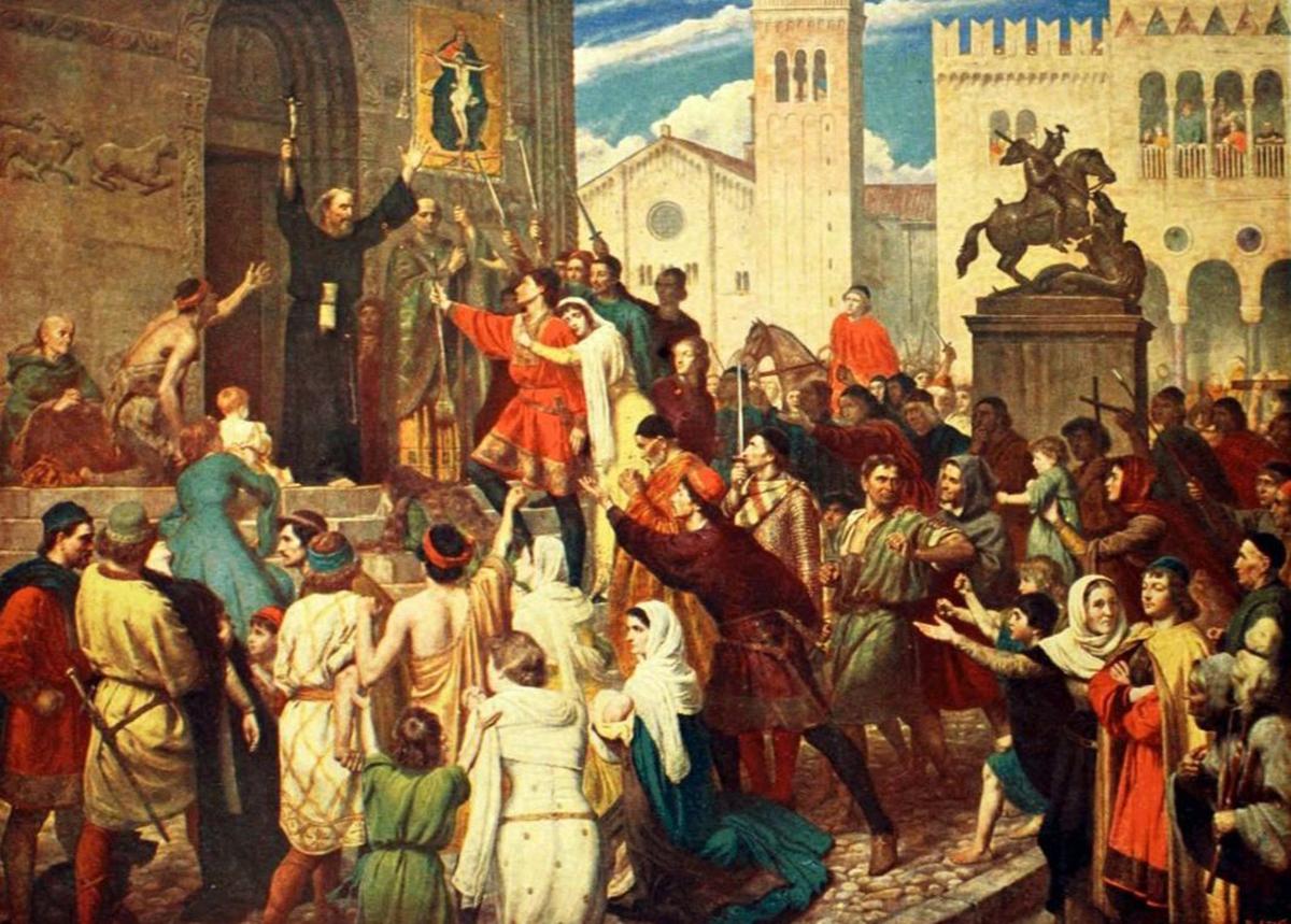 Perang Salib I peter Si lalim