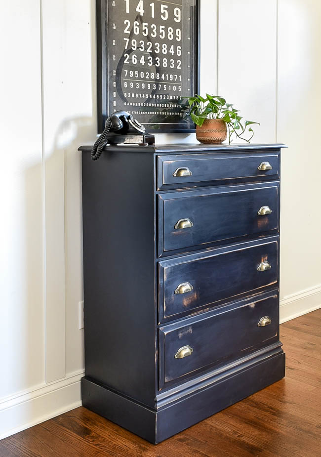 how to update and transform a dated dresser