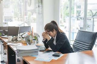Gambar - 5 Cara Mengatasi Stres Di Tempat Kerja