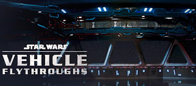 Star Wars Vehicle Walkthroughs