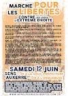 Marches icaunaises pour les Libertés - 12 juin