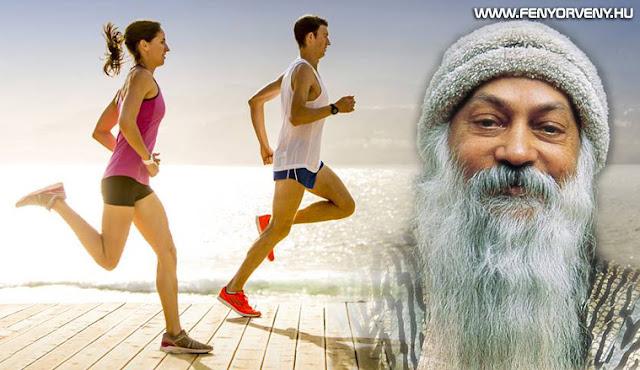 Meditáció másképp: A futás