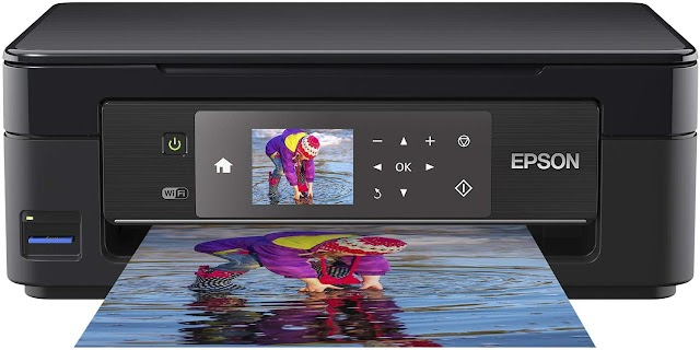 Epson xp 452 Treiber Download Windows Mac