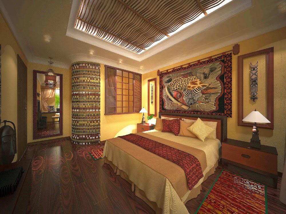 African Style Bedroom. African Style Bedroom Decor   Bedroom Style Ideas
