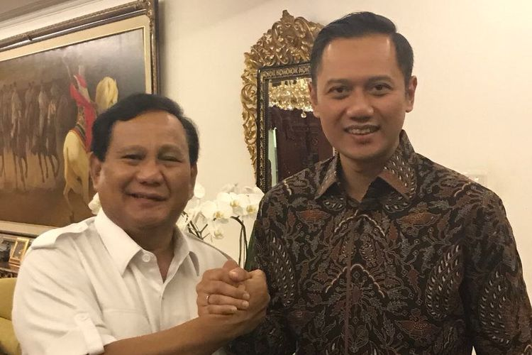 Survei IPO: AHY di Atas Prabowo, Ganjar di Bawah Anies 3 Persen