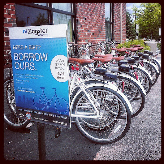 Bicycle Sharing in Portland, Kind of