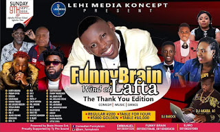 Throw back photos of funnybrain wind of lafta 2nd edition 1