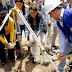 COMAS: INICIAN CONSTRUCCIÓN DE PISTAS Y VEREDAS EN PUEBLO JOVEN AÑO NUEVO