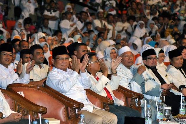 "Koalisi Gerindra-PKS Kalah Pilkada Provinsi di Jawa Versi ""Quick Count"""