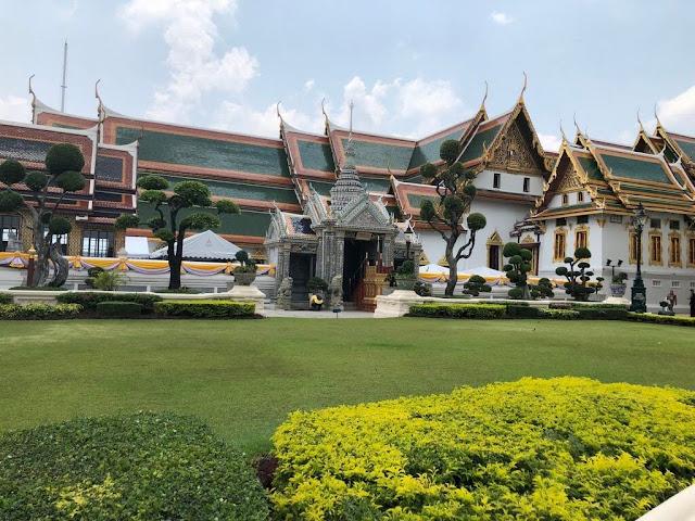 Grande Palácio Real (Phra Borom Maha Ratcha Wang)