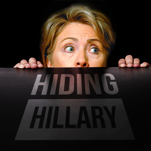 Hiding Hillary