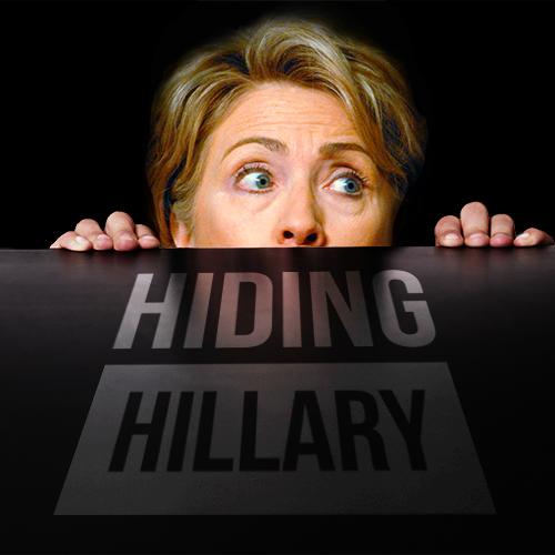Hiding Hillary