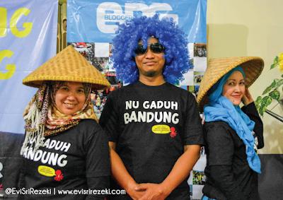 BASRENG: Buka Puasa Bareng Blogger Bandung dan Kaos Gurita