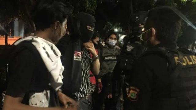 Polisi Sisir Wilayah Jaksel Jelang PSBB DKI, Hasilnya Mengejutkan