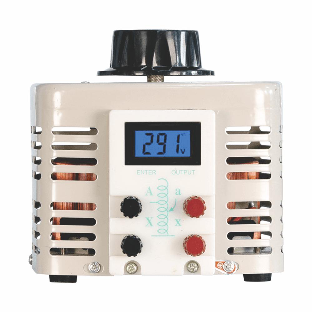 Variac de Voltaje Monofásico Tdgc2- 1 kva