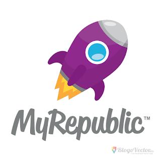 MyRepublic Logo Vector