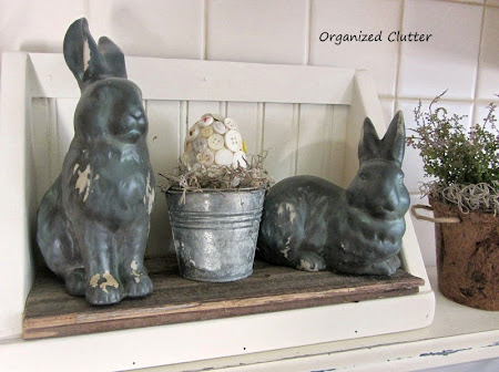 Spring Bunnies & Peat Pots