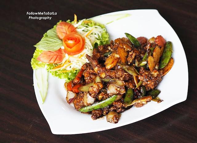 Kung Poh Crayfish