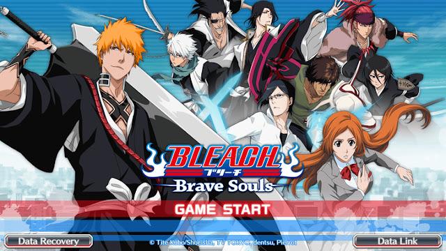 Game BLEACH Brave Souls - 3D Action MOD