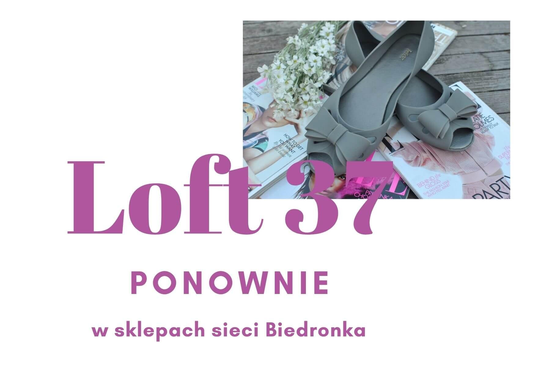 Loft37, buty na lato w Biedronce, edycja lato 2021
