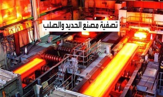 تصفية شركة الحديد والصلب