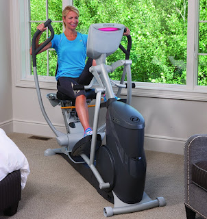 Octane Fitness xR6x Recumbent Elliptical Machine Trainer, image, review features & specifications
