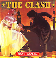 "The Clash ""Rock The Casbah"" isolated piano image"