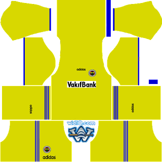 Fenerbahçe Nostalji 1996-1997 Dream League Soccer fts 18 forma logo url,dream league soccer kits, kit dream league soccer 2018 2019, Fenerbahçe Nostalji 1996-1997 dls fts forma süperlig logo dream league soccer 2019,