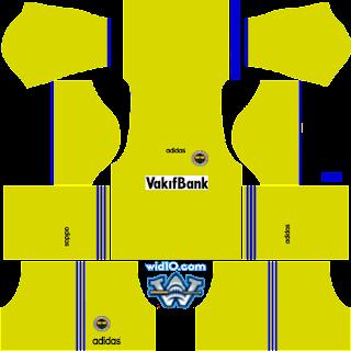 Fenerbahçe Nostalji 1996-1997 Dream League Soccer fts 18 forma logo url,dream league soccer kits, kit dream league soccer 2018 2019, Fenerbahçe Nostalji 1996-1997 dls fts forma süperlig logo dream league soccer 2019,