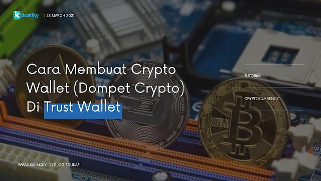 cara membuat crypto wallet