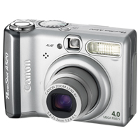Canon PowerShot A520 Driver Download Windows