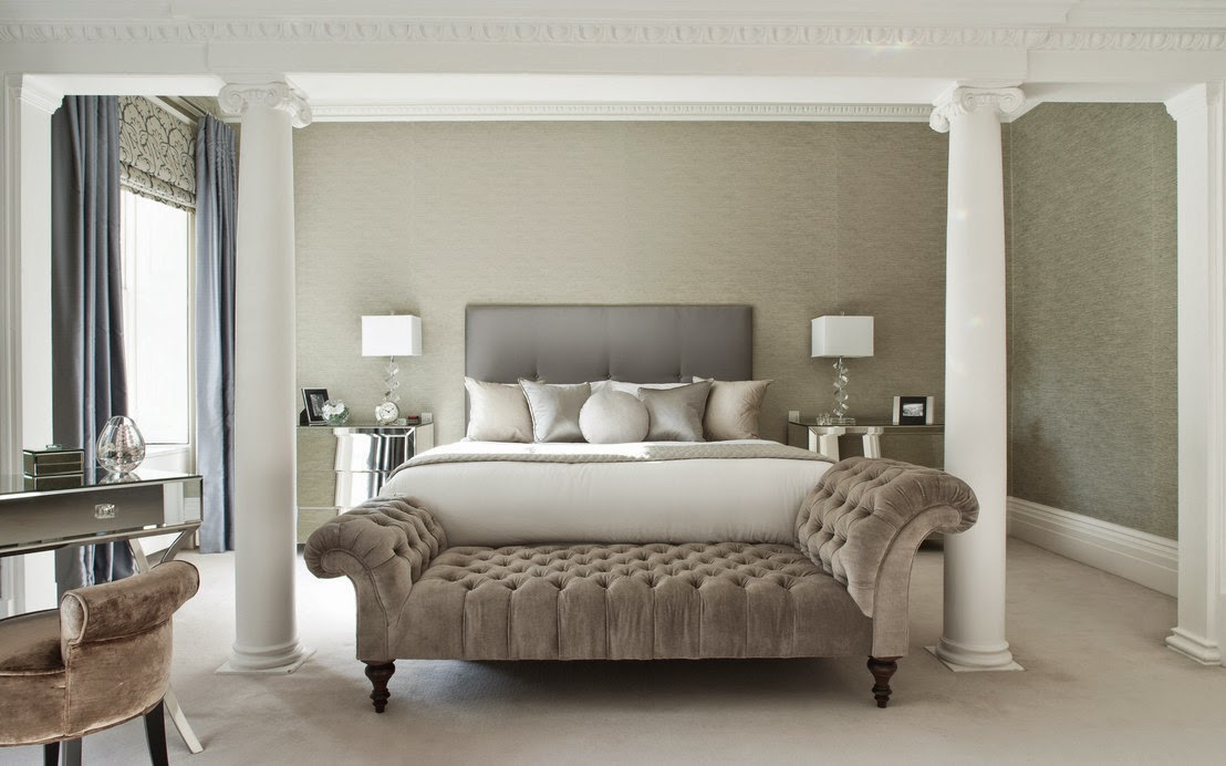Luxury Bedroom Ideas   Elegant Luxury Furniture Design