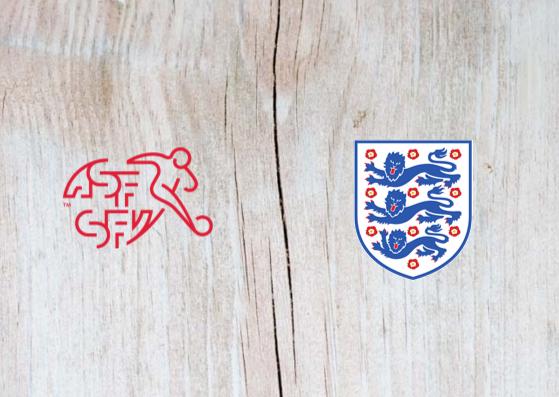 Switzerland vs England Full Match & Highlights 9 June 2019