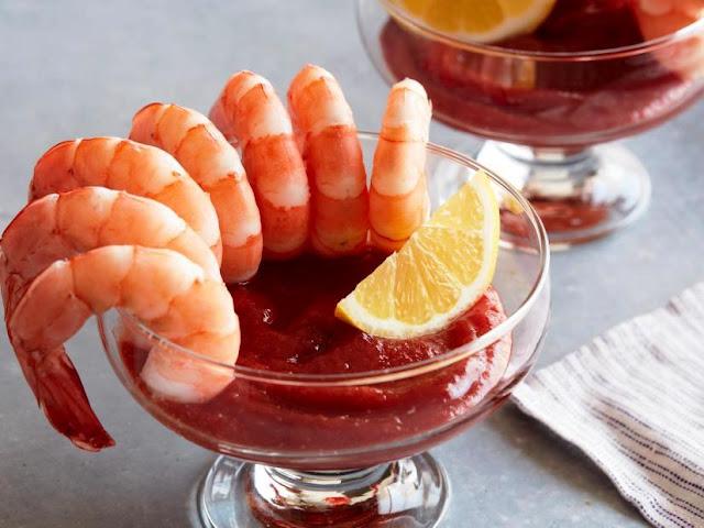 Shrimp Cocktail - 1