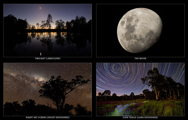 You Can Photograph the Night Sky