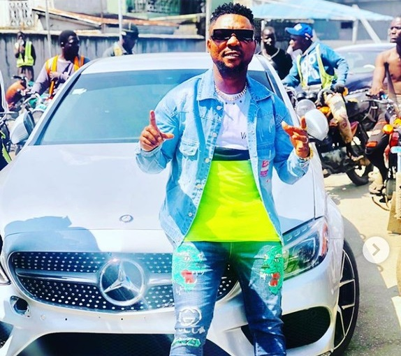 Singer Oritsefemi Reacts To The Death Of Former Group Member, Chi Junglist