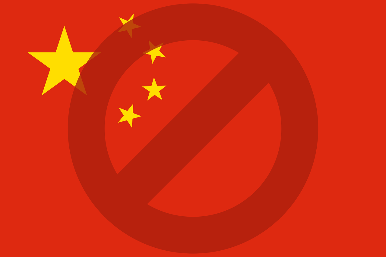 为什么中国不能上谷歌google facebook fb