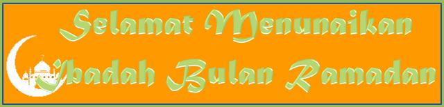 Gambar Posting Pemetaan Aktivitas Ramadan