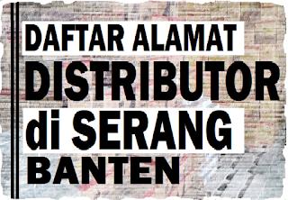 distributor Serang