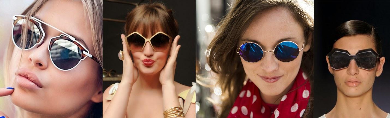 76514d98d3e77 Como usar óculos de sol geométricos  - Ingrid Catarine