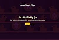 A Critical Thinking Quiz