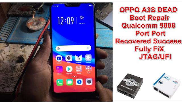 OPPO A3S CPH1803 Full Unlock UFS File