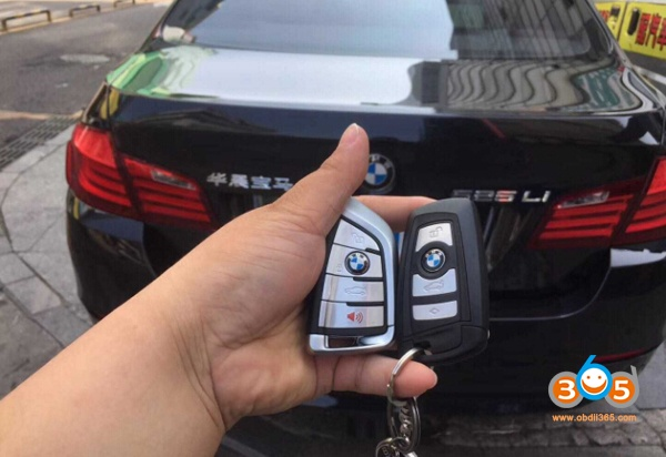 cgpro-BMW-CAS4 добавьте ключ-7