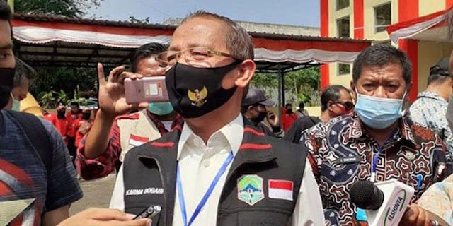 Majalengka Satu-satunya Zona Merah Di Pulau Jawa, Bupati: Dasarnya Apa?