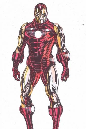 Nueva armadura de Iron Man en 2020